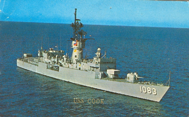Uss cook ff 1083 for 1083 3